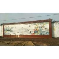 影背墙 陶瓷壁画 背景墙 迎门墙 水刀拼花  国土资源标示牌