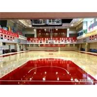 篮球馆木地板厂家施工顺序