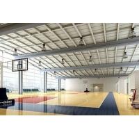 篮球馆运动木地板单龙骨