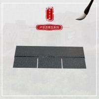 菏澤鄄城瀝青瓦玻纖瓦亭子成本如何輕鋼別墅選擇