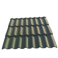 綿陽川貝金屬彩石瓦屋面施工專業講究
