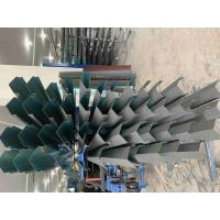 浙江杭州彩石金属瓦可来看厂技术指导生产线