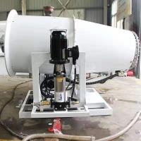 露天煤矿粉尘治理除尘雾炮机 100塔架式降尘喷雾机