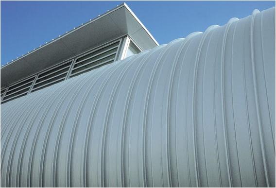 厂家供应65-430型直立锁边铝镁锰板屋面