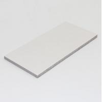 福建 群舜泳池砖 供应115x240mm规格标准白色泳池瓷砖
