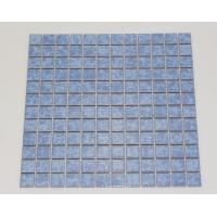 闪电纹泳池砖马赛克23x23mm规格小区泳池瓷砖