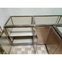瓷砖柜体铝材亚金卡10瓷砖临沂费县
