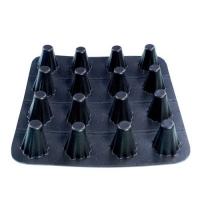 防护虹吸排水异形片20mm排水板