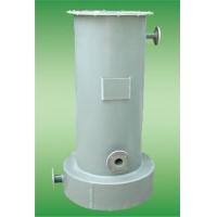 酸碱储罐PVC/PP酸雾净化器,化工实验室有害气体酸雾吸收器