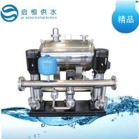 湖南启恒无负压智能变频供水设备
