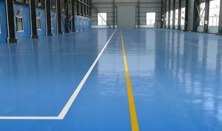 环氧防滑地坪漆施工工期短无污染