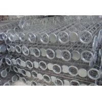 除尘袋笼除尘框架有机硅镀锌或不锈钢除尘袋笼