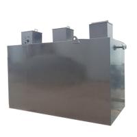 直销污水处理设备小餐饮食品厂屠宰医院生活污水处理设备