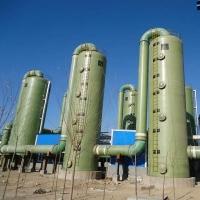 玻璃钢脱硫塔 净化塔 冶炼厂脱硫塔 锅炉脱硫塔