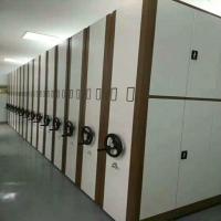 档案密集柜正确美观排列的方法