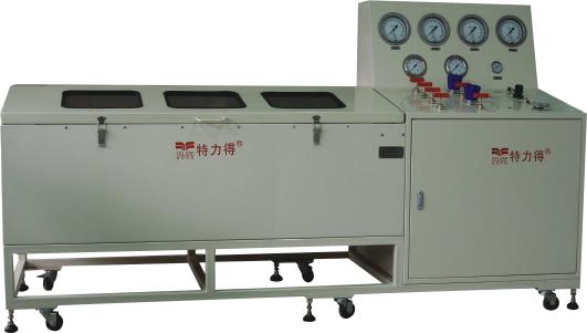 深圳航空测试设备,航空发动机管子测试台,特力得生产