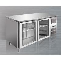 易同人商用饭店餐厅厨房多功能操作台冷柜