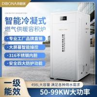 帝柏纳RSTDQ498L-99kw低氮冷凝热水炉工业锅炉户外