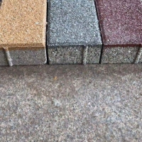 宜兴厂家直销陶瓷颗粒透水砖 地砖