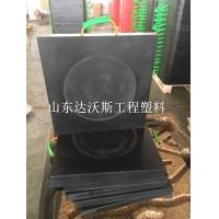 泵车支腿垫板规格  达沃斯支腿垫板承重50吨定制专家