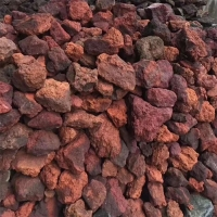 火山岩红浮石