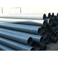 PVC农田灌溉管厂家直销定做各种规格异性管材