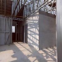 花园新材料轻钢别墅  3D打印轻钢龙骨房