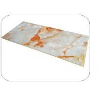 南京竹木纤维护墙板-南京格韵护墙板-石纹系列-红冰玉