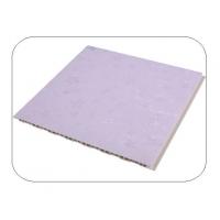 南京竹木纤维护墙板-南京格韵护墙板-压花系列-粉色墨空