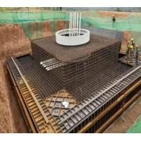 风力发电基础底座钢模具-来图加工
