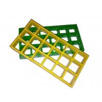 河北众钛玻璃钢格栅 地沟玻璃钢格栅 玻璃钢盖板 市政绿化格栅