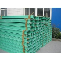 玻璃钢槽式电缆桥架_电缆线槽