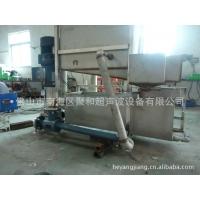 供应 广东佛山洗车污水处理设备/油水分离机/刮油机 需定制