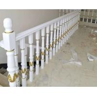 乘通 酒店、會所、居家實木樓梯欄桿