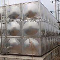 河源10吨不锈钢消防水箱 304不锈钢消防组合水箱 批发