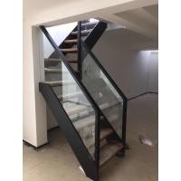 楼梯 楼梯配件 实木立柱 实木扶手 卷板楼梯 实木楼梯 钢
