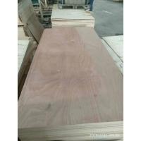 杨木多层板 包装胶合板桃花芯面15mm