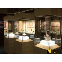 广州融润珠宝黄金展柜设计 博物馆艺术藏品展示柜定做 定制直销