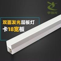LED智能光控床头灯壁灯低压12v人体感应led节能小夜灯