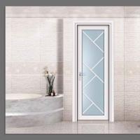 怡发钛镁合金平开门 浴室门 厨房门隔断隔音玻璃
