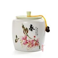 景德镇陶瓷茶叶罐定做