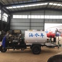 山東濟寧廠家供應大容量電動車灑水車