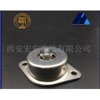 西安宏安機載儀器防抖隔振JMZ-T1-1.4A摩擦阻尼隔振器