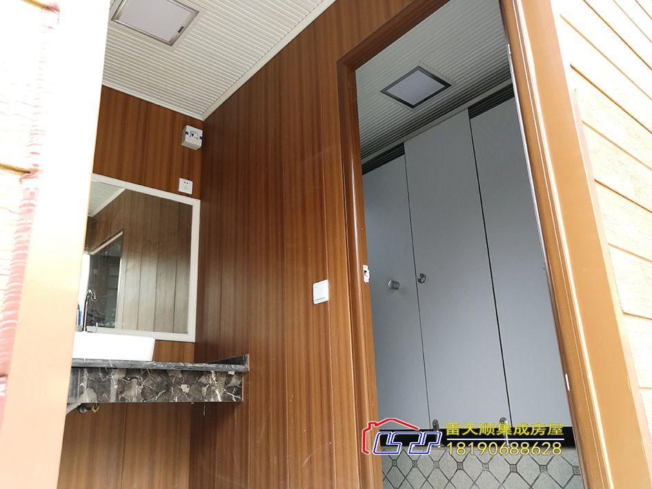 四川景区环保公共厕所厂家