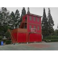 消防训练集装箱活动房