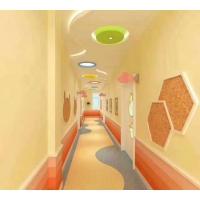 幼儿园pvc塑胶地板的特点