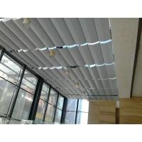北京办公窗帘定做-电动卷帘-百叶帘-电动轨道电机定制-遮光帘