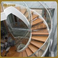 京艺二十年厂家直销360°无支撑旋转楼梯