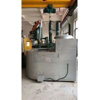 蓄热式燃气熔化炉、广东坩埚式铝合金熔炼保温炉