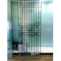 3D玻璃移門,藝術玻璃,夾絲玻璃門